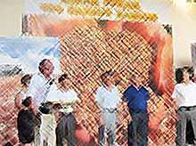 В Тимашевском районе отметили праздник урожая «Жатва - 2012 »