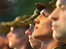 Студентов военных кафедр хотят отправить на каникулах в армию
