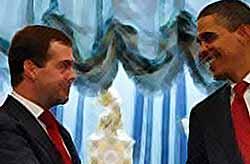 Обама и Медведев провели переговоры и подвели итоги.