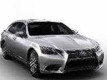 Lexus объявил цену на флагман LS