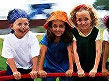 День защиты детей и молодежи в Тимашевске
