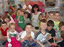 Военнослужащие воинской части в Тимашевске получат «сладкую» посылку от малышей