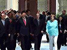 Как прошел первый день форума G-20