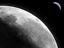 NASA объявила о строительстве базы на обратной  стороне Луны