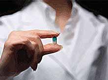 Японцы изобрели однодневную таблетку от гриппа
