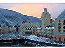 Лучшим горнолыжным курортом России назван комплекс «Роза Хутор»