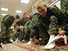 В России изменен закон об альтернативной службе