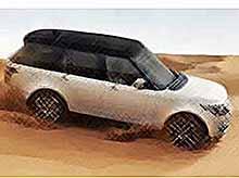 Первые официальные фото нового Range Rover (видео)
