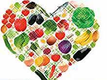 Самые полезные для сердца продукты.