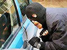 Автоугонщик пойман с поличным жителями города Тимашевск