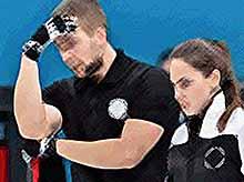 Российских керлингистов лишили бронзы Олимпиады