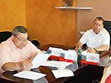 Рабочий визит в отдел МВД России по г.Тимашевску