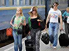 Единый билет на поезд, автобус и паром в Крым появится уже летом