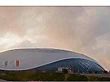 На Олимпиаду в Сочи потратили  1,5 триллиона рублей.