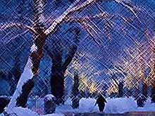 В России  ожидается самая холодная за 20 лет зима