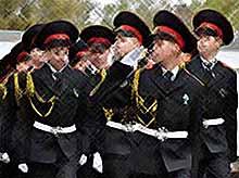 В Тимашевске откроют новый казачий кадетский корпус
