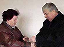 В Тимашевске справили новоселье малообеспеченные семьи