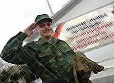 В России постепенно отказываются от военной службы по призыву