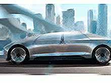 Автомобили будущего смогут предугадывать действия водителя (видео)
