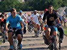 В  Тимашевске в День борьбы с наркоманией прошел велопробег