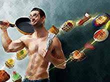 Как правильно питаться во время занятий спортом?