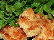 Куриные грудки в ореховой панировке  (видео)