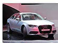 Обновленный Audi A6 получит гибридную версию