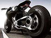 Мотоцикл Saline Bird Concept