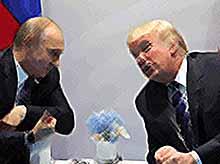 """Трамп рассказал, что готовился к встрече с Путиным """"всю свою жизнь"""""""