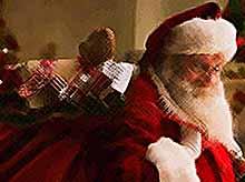 Дед Мороз вредит детской психике?