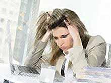Несколько признаков стресса