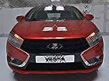 В России стартовали продажи Lada Vesta