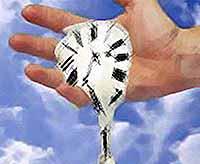 Человек может заставить время лететь быстрее или медленее