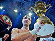 Дмитрий Пирог защитил титул Чемпиона мира по версии WBO (видео)