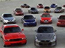 На тысячу россиян приходится 284 автомобиля
