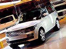 На мотор-шоу в Москве покажут новый Range Rover