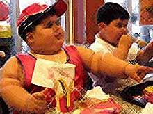 К 2025 году 20 % населения Земли будет страдать от ожирения