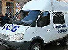 В Москве рядом с Академией ФСБ взорвали бомбу мощностью 200 граммов тротила(видео)