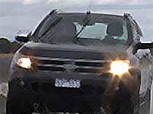 Компания Ford создала внедорожник Ranger, который не боится глубоких водных препятствий (ВИДЕО)
