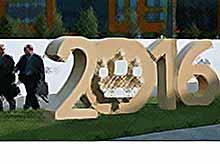 В Петербурге открывается XX Международный экономический форум