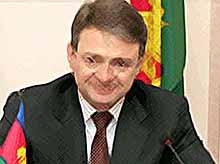 Александр Ткачев может стать сенатором по президентской квоте?