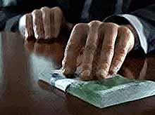 На Кубани средний размер взятки в 2016 году составил 215,3 тыс. руб