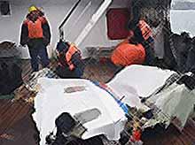 В Минобороны назвали бредом версию ошибки второго пилота разбившегося под Сочи Ту-154