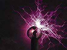 Один из самых больших в мире трансформаторов Тесла