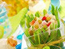Несколько рецептов весенних праздничных салатов