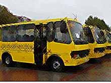 Кубанские школы к 1 сентября получат новые автобусы