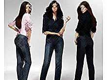 Созданы джинсы, которые могут избавить от целлюлита.
