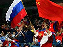 Россия на Олимпиаде выступит под флагом СССР