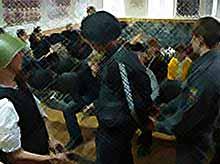 В Тимашевске состоялось очередное заседание клуба «Юных друзей полиции»
