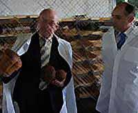 Хлебозавод Тимашевска готовится к Пасхе